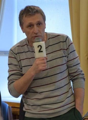 Виктор Позерн