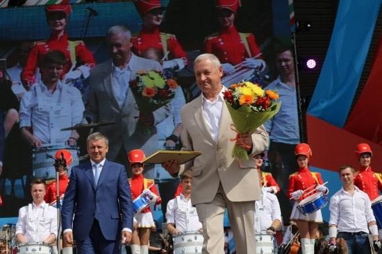 Лауреат премии Республики Карелия 2014 года Константин Гнетнев. Фото Владимира Ларионова