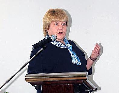 Проект концепции представила директор музея-заповедника «Кижи» Елена Богданова