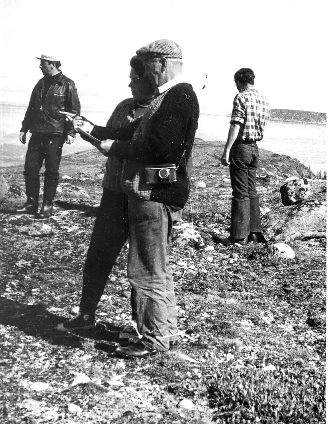 Иван Мулло. Фото из архива Национального музея РК