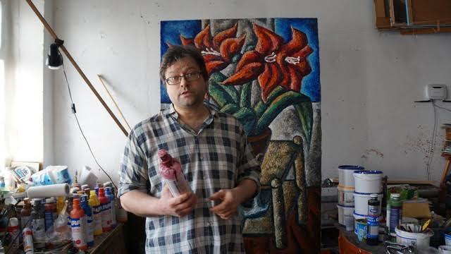 Илья Растатурин. Фото Ирины Ларионовой