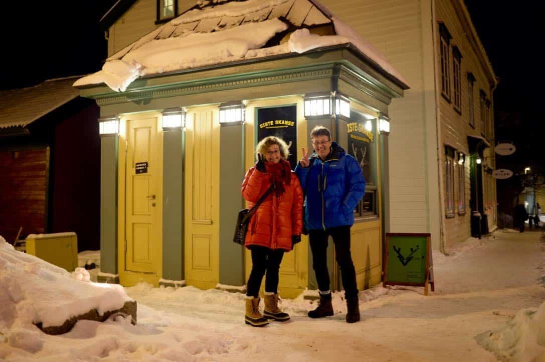 Самый маленький в мире кинотеатр. Фото Жени Егоровой