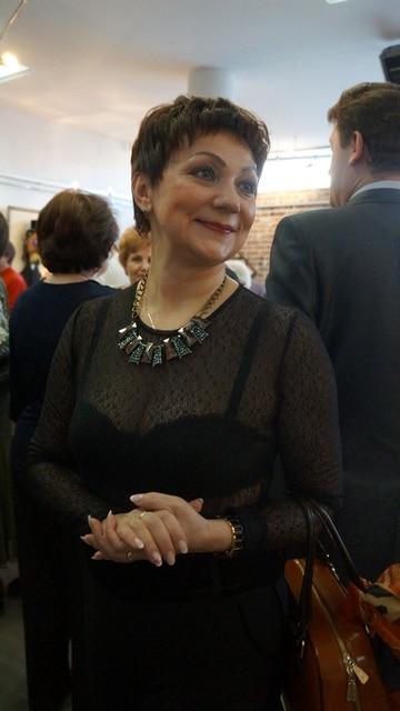 Актриса Театра кукол Наталья Мацкевич