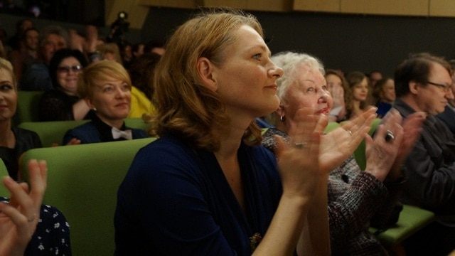 Председатель жюри Анна Гриневич