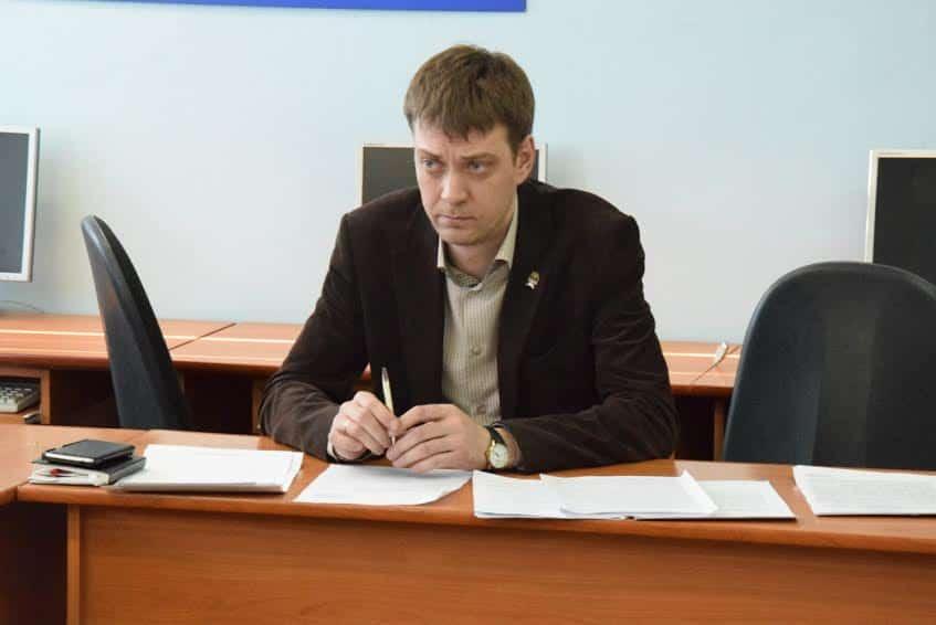 Председатель профильного комитета Заксобрания Карелии Андрей Рогалевич