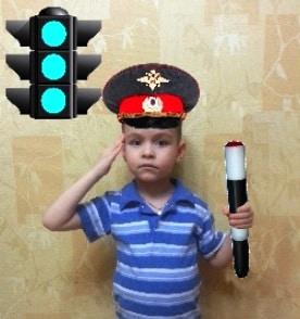 """Глеб Васильев в сказке """"Голубой светофор"""""""