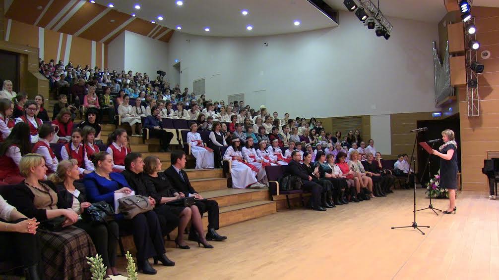 Открытие ассамблеи прошло в Большом зале Петрозаводской консерватории