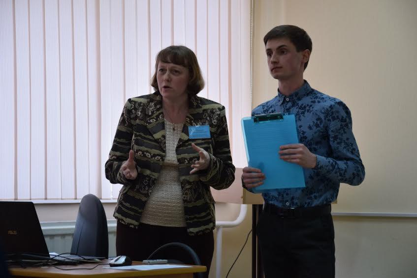 Светлана Телышева и Сергей Абрамов