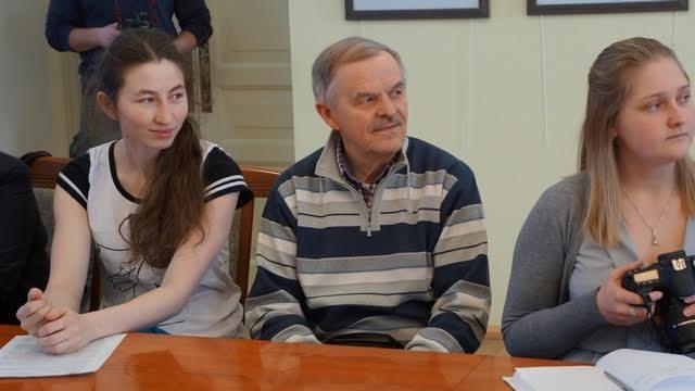 Николай Филатов, председатель Карельского отделения Русского географического общества