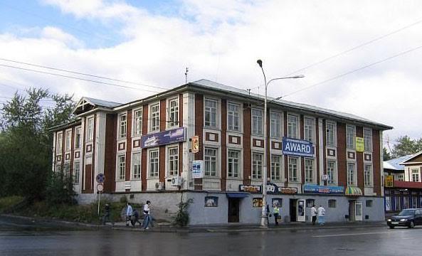 Здание по пр. Ленина, 24а в начале ХХI века
