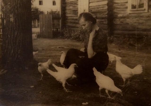Зинаида Иванова. 50-е годы