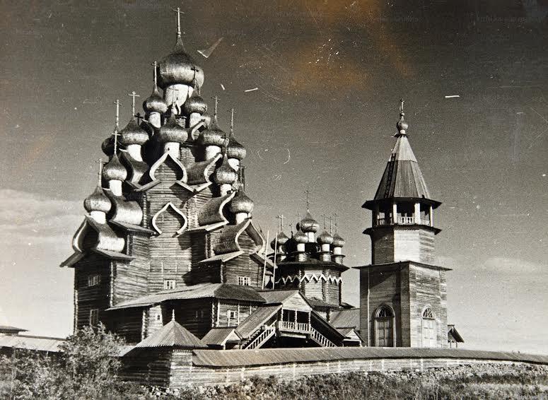 Кижский архитектурный ансамбль. 1950-е - начало 1960-х годов