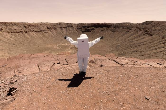 Люди будут жить на Марсе