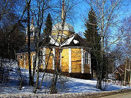 Церковь апостола Павла в Марциальных Водах