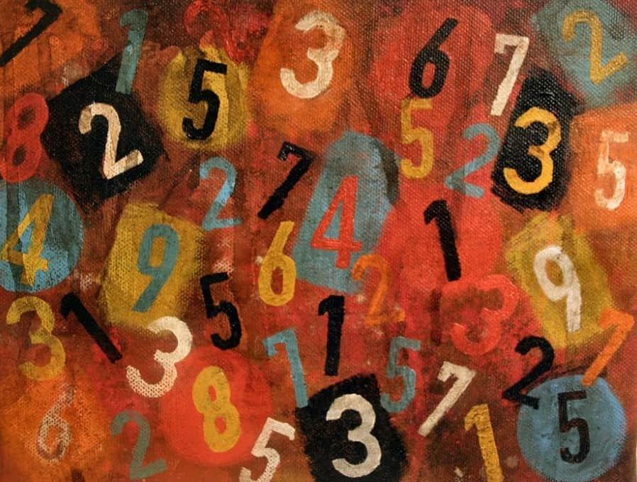 Куда мозг человека «складывает» числа?
