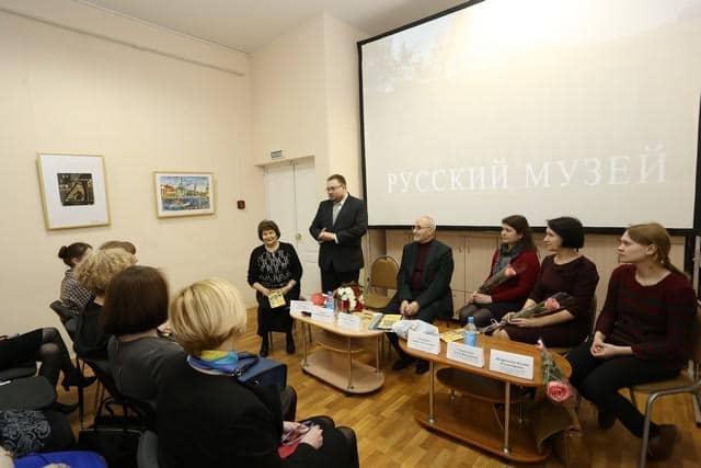 Приветственное слово министра культуры Карелии Алексея Лесонена