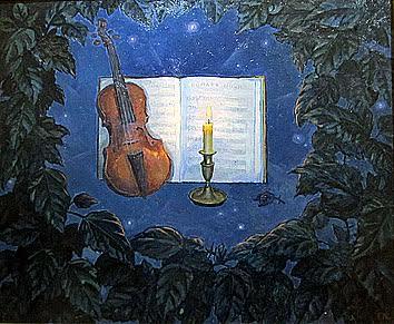 Фолке Ниеминен. Ночная музыка. 1974