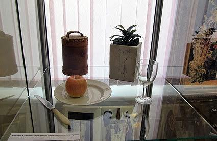 Одна из инсталляций, включенных в экспозицию