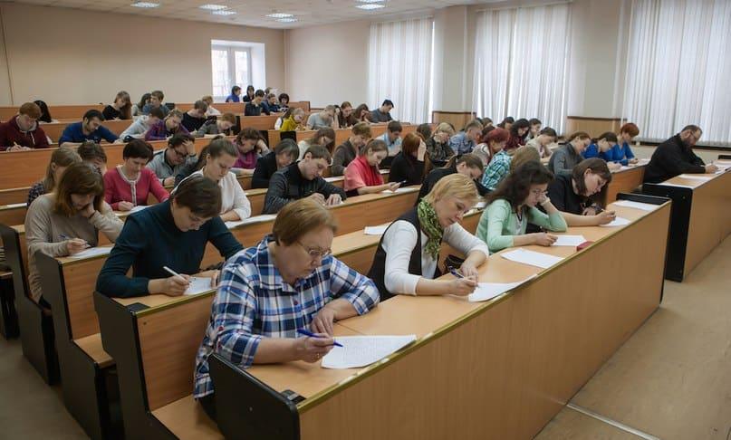 Тотальный диктант 3 марта запускает онлайн-курс русского языка