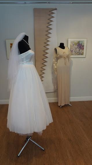 Александра Левицкая. Свадебное платье