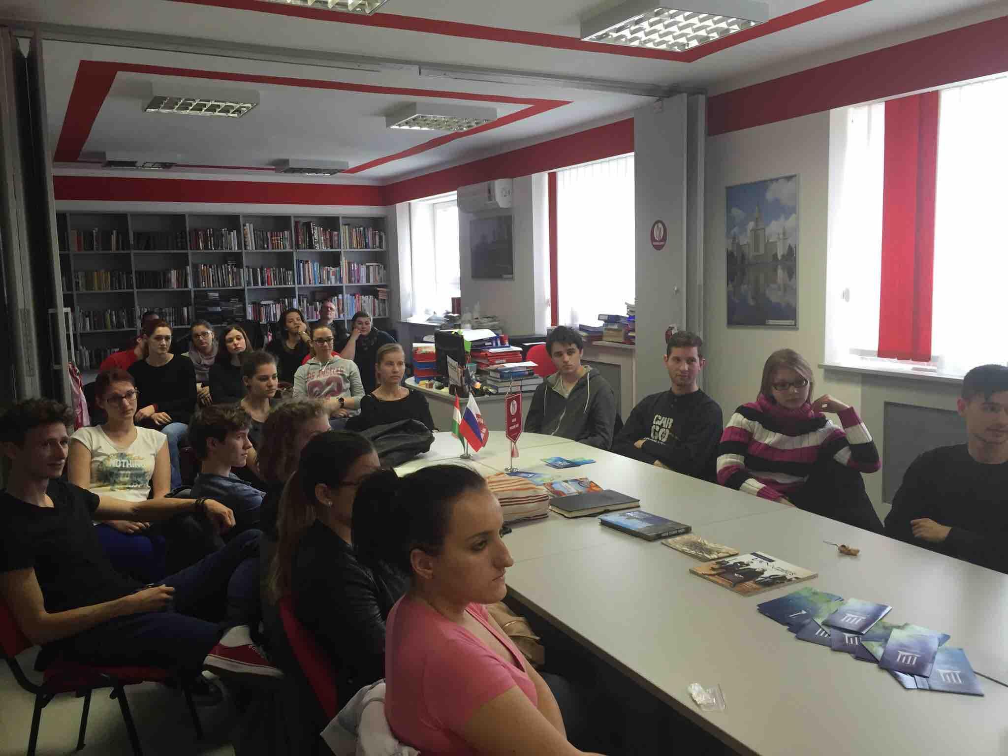 Фестиваль «Встречи с Россией на берегах Дуная»