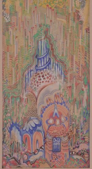 А.П. Сардан. Органная фуга на восточную тему. 1925 год
