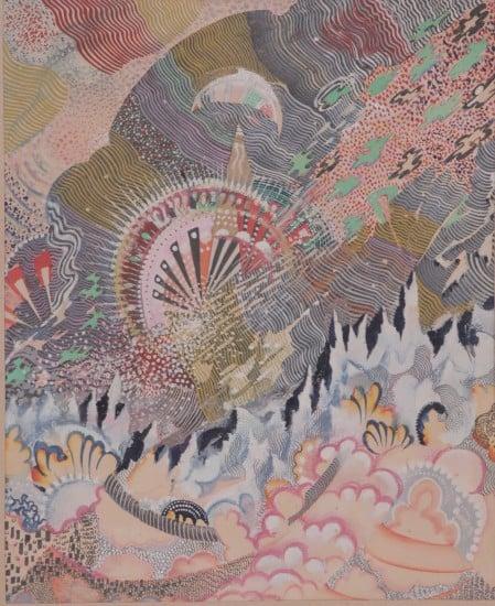 А.П. Сардан. Симфония космоса. 1925 год