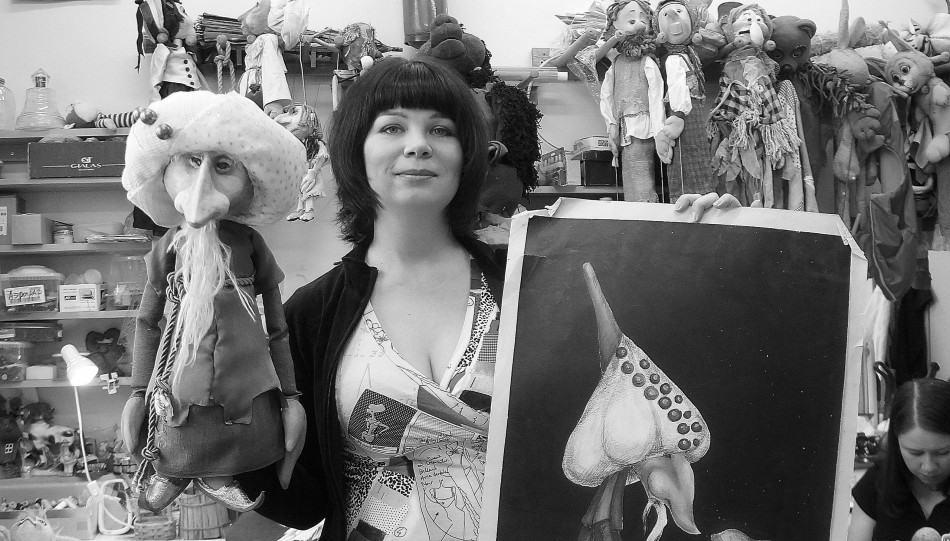 Полина Чуфырева. Фото Ирины Ларионовой