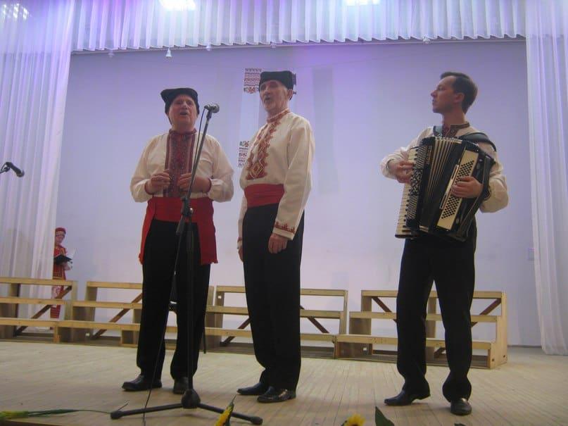 Дни украинской культуры в Карелии