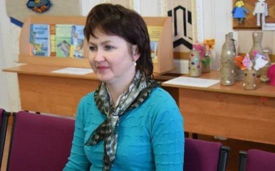 Елена Митрофанова. Фото Марии Голубевой