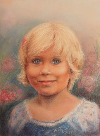 Елена Рогозина. Портрет