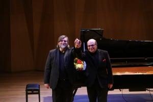 Валерий Гроховский и Игорь Бриль