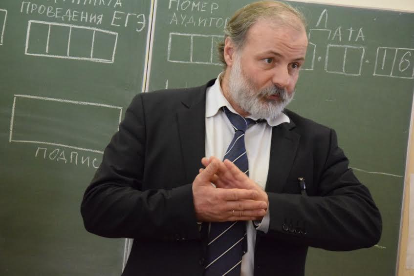 Иван Ященко. Фото Марии Голубевой