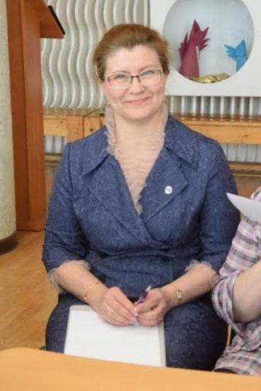 Марина Карасева, директор Петровской школы