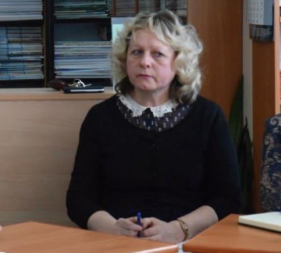 Надежда Петровна Андрющенкова