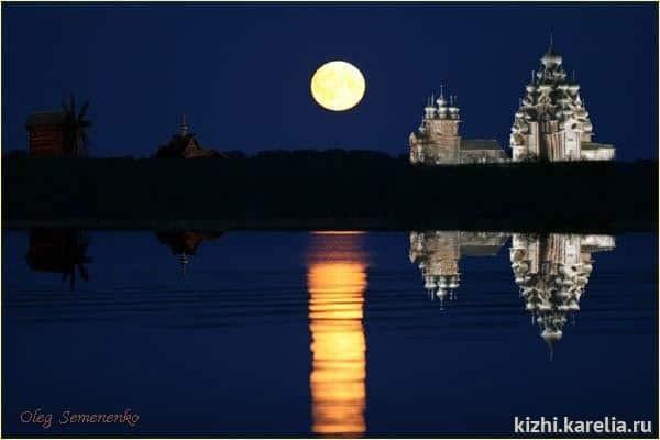"""21 мая в Ночь музеев можно будет побывать на острове Кижи. Фото Олега Семененко, музей-заповедник """"Кижи"""""""