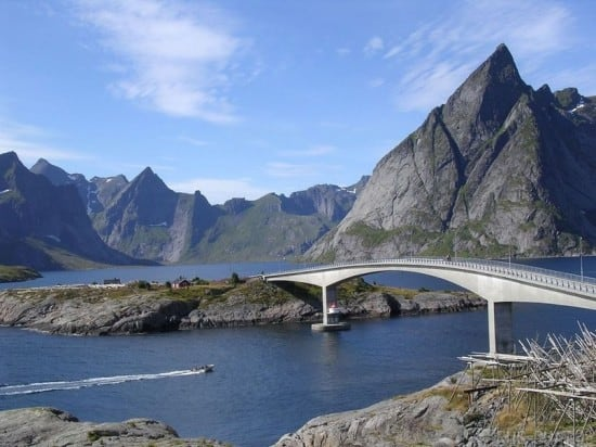 В ПетрГУ проходят Дни Норвегии