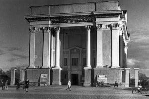 Кинотеатр «Победа». 1951 год