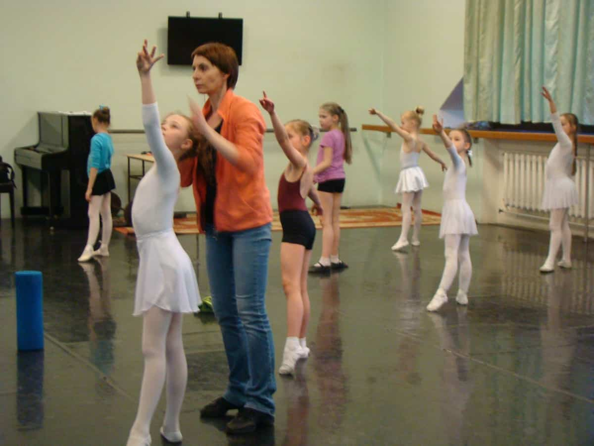На репетиции в Музыкальном театре Карелии. Фото Анны Павловой