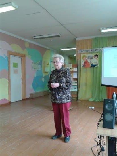На педагогической конференции в Рыпушкальской основной школе Олонецкого района