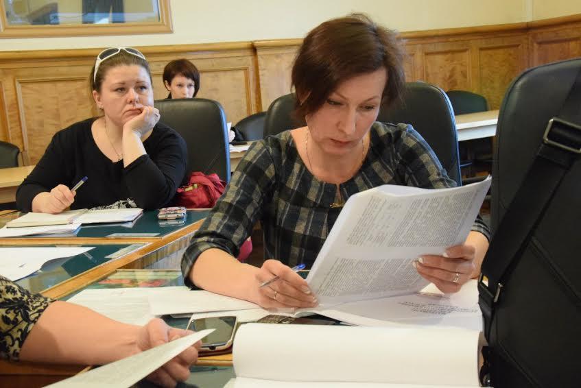 Татьяна Васильева в ЗС РК 13 апреля