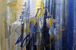 Александра Покрамович. Вселенная Варишпельды. 2012