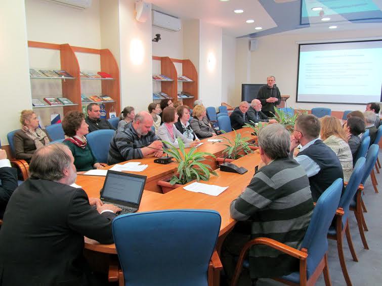 Встреча в Петрозаводском госуниверситете