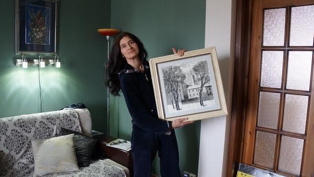 Юлия Гущина. Фото Ирины Ларионовой