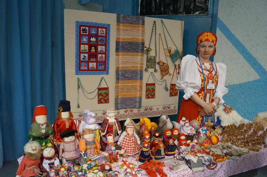 На «Поморской ярмонке» можно было приобрести сувениры на любой вкус