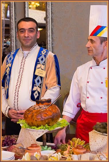 Кулинарный фестиваль в Петрозаводске «Национальная кухня – ключ к дружбе народов»
