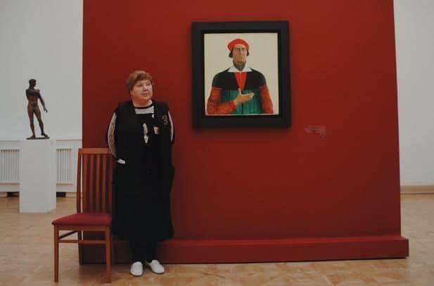 """Выставка «Смотрительницы» Энди Фриберга в медиа-центре """"Vыход"""""""