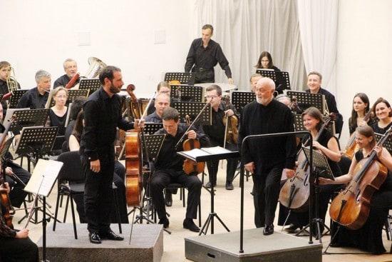 Борис Андрианов и Павел Бубельников в Карельской филармонии