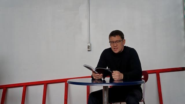 Александр Бушковский в «Агрикалче-клубе». Фото Ирины Ларионовой