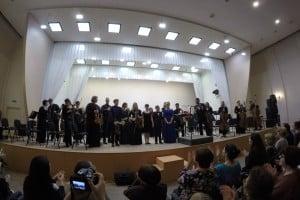 Дети-музыканты выступили с симфоническим оркестром Карельской филармонии